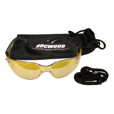 Yellow Saftey Glasses