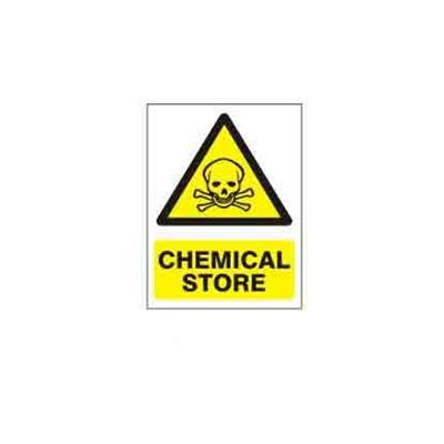 "Farm Sign ""Chemical Store"""
