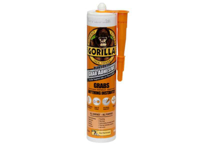 Gorilla Grab Adhesive 290ml.