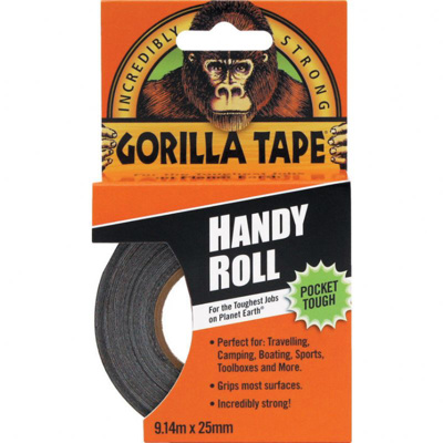 "Gorilla 1""X 9M Handy Roll"
