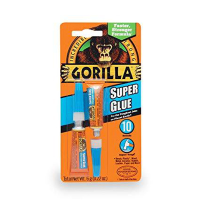 Gorilla Superglue 2 X 3g Twinpack