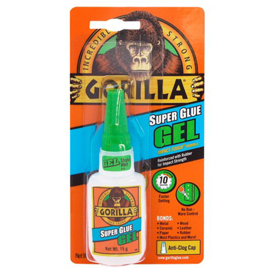 Gorilla 15g Superglue Gel