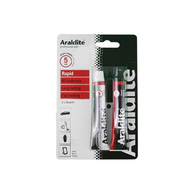 Araldite Rapid Epoxy Tube