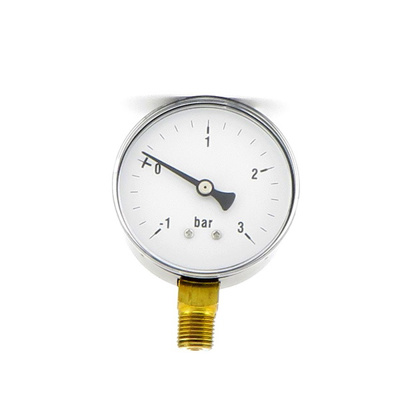 60mm Glycerine Manometer Gauge
