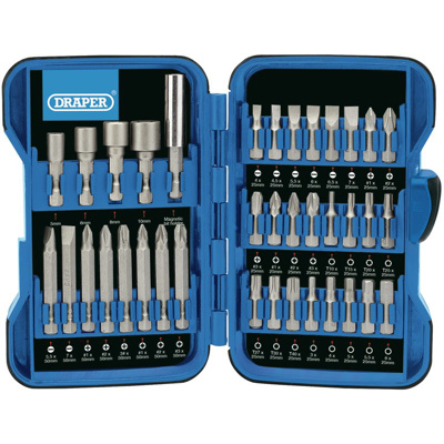 37Pc.Screwdriver Bit Set