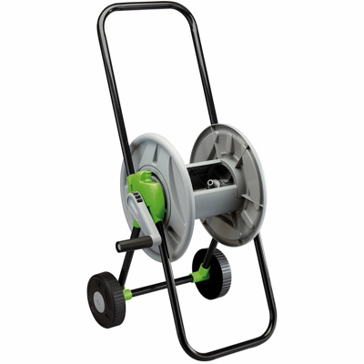 Draper Garden Hose Reel Cart On Wheels