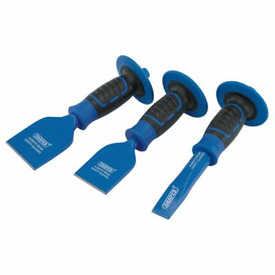 3pc Chisel/double Bolster Kit