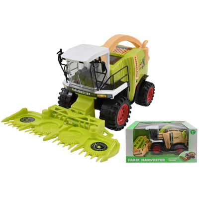 Combine & Silage Forager Harvesters