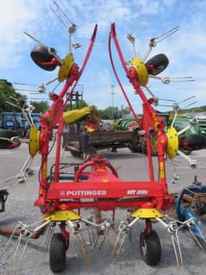 2008 Pottinger HIT 690N Tedder