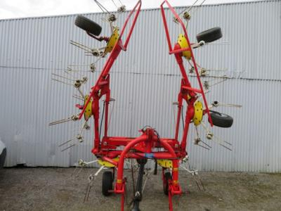 Pottinger EuroHIT 69N 6 Rotor Tedder