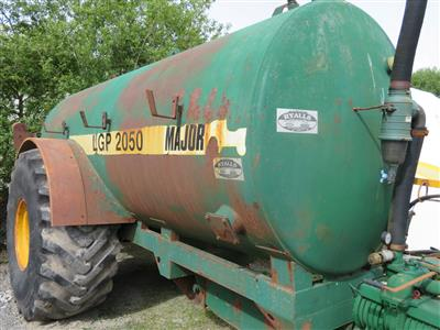 2007 Major 2050gl Tanker