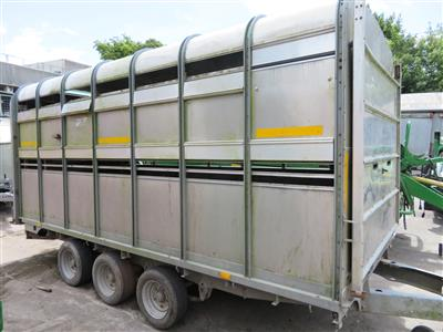 "Ifor Williams 14'x6'6"" Trailer"