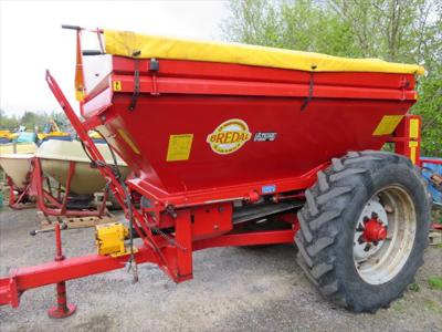 2003 Bredal K45 Fertilizer Spreader