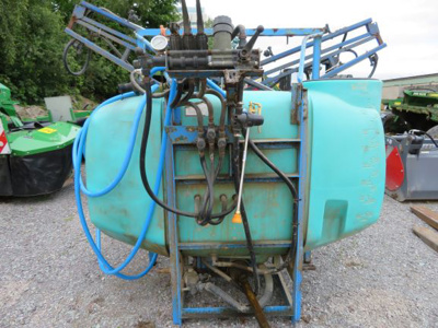 1992 Berthoud 800L Sprayer