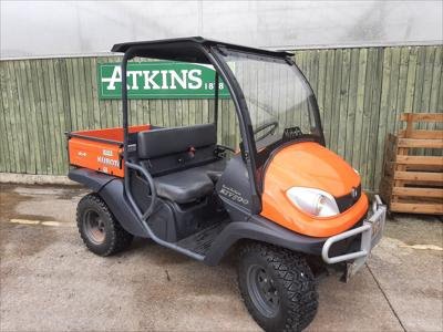 2016 Kubota Rtv500 Utility Vehicle