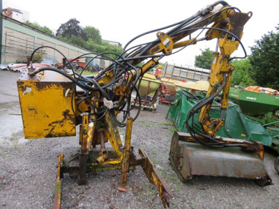 Used Bomford Hedgecutter