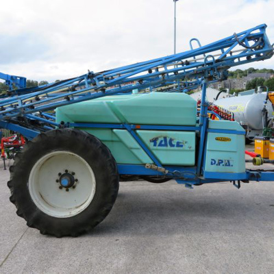 Berthoud DPA25 Trailed Sprayer