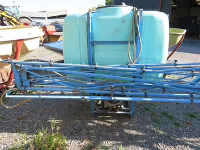 1999 Berthoud 132gl Sprayer