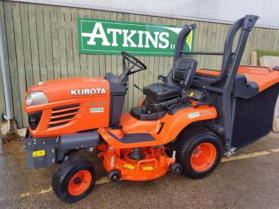 2017 Kubota G23LD Diesel Ride-on Mower