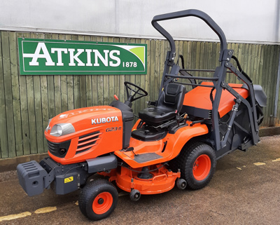 2014 Kubota G23HD Diesel Ride-on Mower