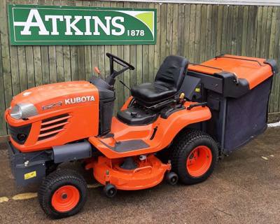 2011 Kubota G23ld Diesel Ride-on Mower