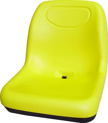 "Yellow One Piece Seat 5/16""Bol"